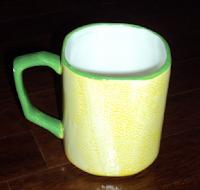 tazza souvenir limone sul garda