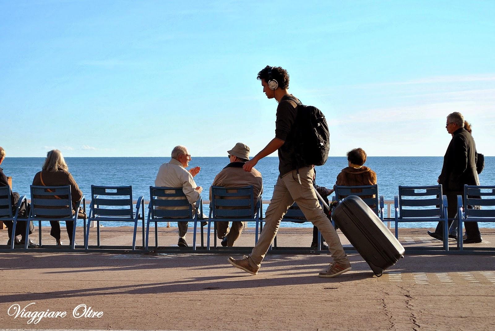 itinerario in auto in costa azzurra