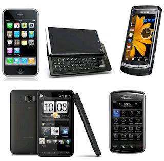 Smartphone Terbaik Tahun 2012 - 2013