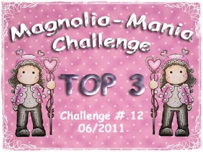 Ich habe bei der Challenge #12 gewonnen