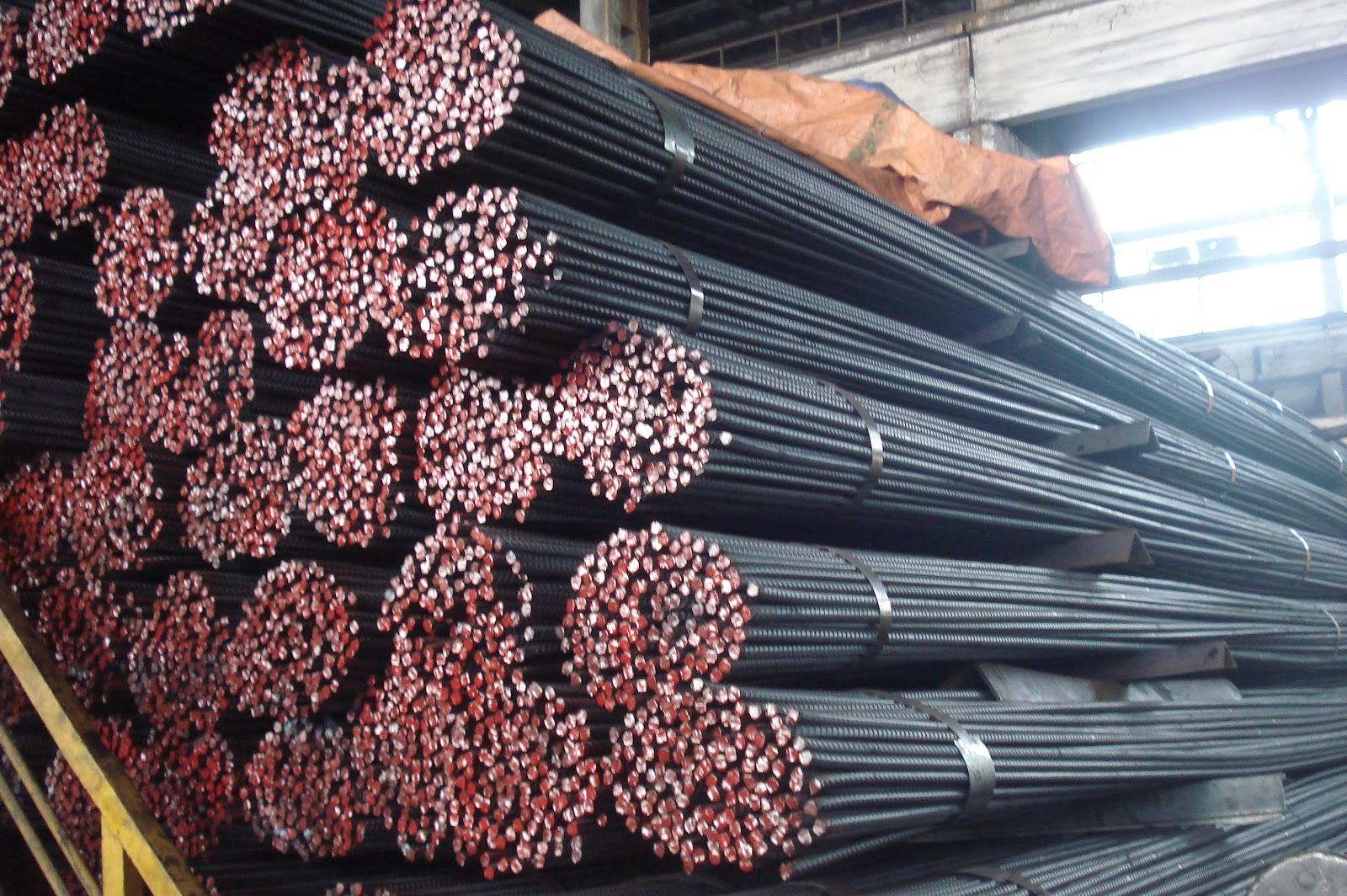 Giá sắt thép có thể sẽ giảm nhẹ