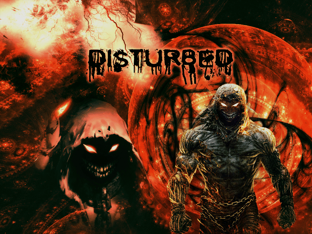 Wallpapers Disturbed