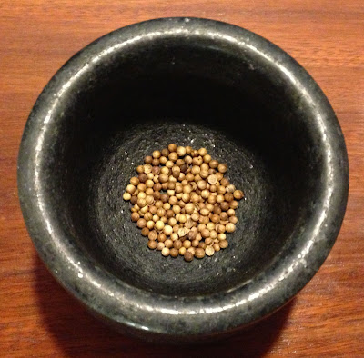 coriander seeds