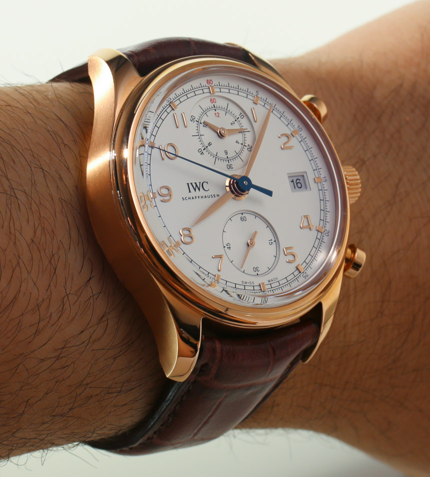 watches click 2015 portuguese chronograph