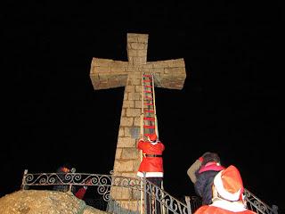 Imagen Julian MAteos, Nochevieja Peña de la Cruz