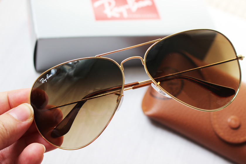 ray ban aviator golden frame  ray ban caravan Archives