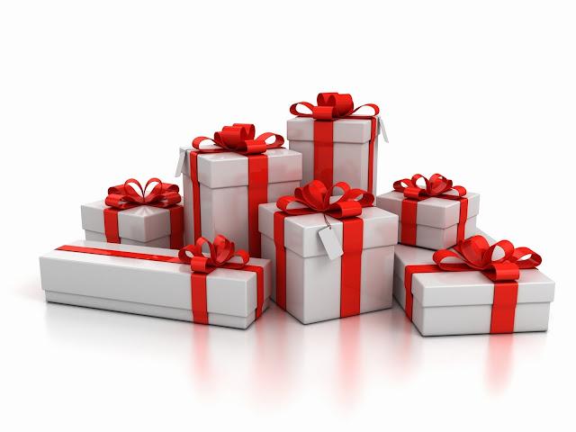 ... regalos, todo en un ambiente que tiende a ser festivo y que trae su