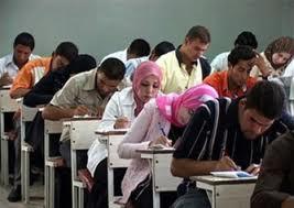 فتاة دخلت قاعة الامتحان دون مذاكرة ولا حرف و نجحت بامتياز !!!