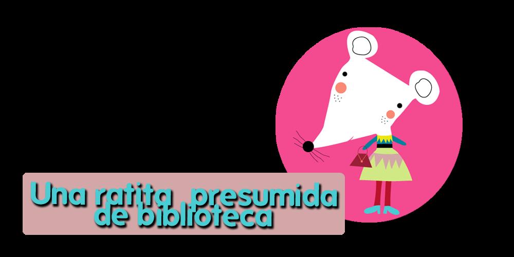 Una ratita presumida de biblioteca