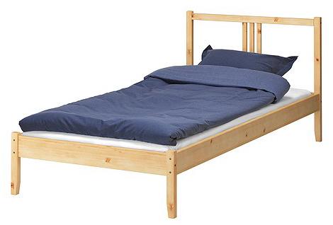 Quandofuoripiove il lettino montessoriano del bimbo che - Gambe del letto ...