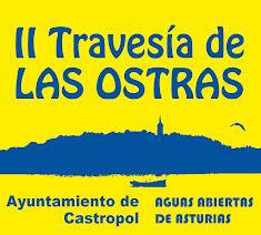II TRAVESÍA DE LAS OSTRAS