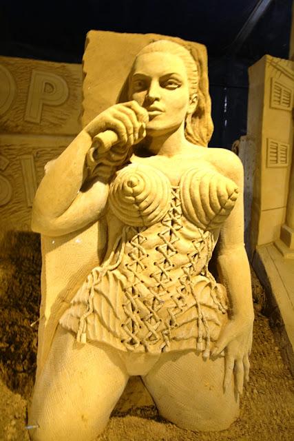 Sandwonderland Blankenberge Madonna