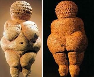 venus paleolitico: