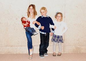 My precious four