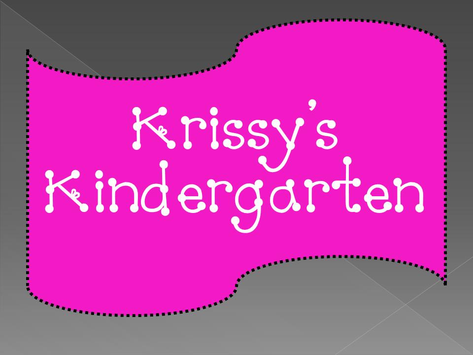 Krissy's Kindergarten