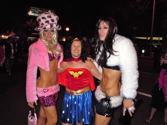 WEHO Halloween Carnaval drag
