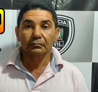 Polícia Civil prende em flagrante estelionatário que estava atuando na Caixa Econômica de Catolé do Rocha-PB