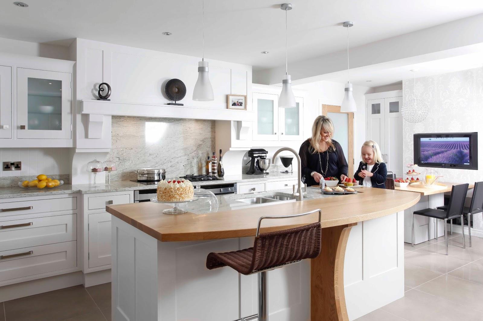 Meble do kuchni Kuchnia z salonem -> Kuchnia Z Wyspa Aranżacje