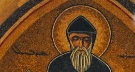 San Charbel Monje Maronita.