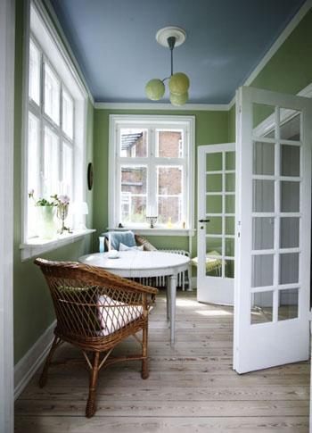 L 39 architetto risponde tinteggiare casa parte ii - Tinteggiare casa idee ...