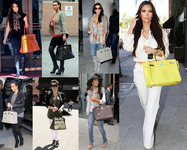 6c2bf784ce2c Keeping Up With The Kardashians   Their Birkin Bags