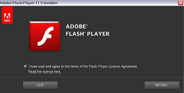 تحميل برنامج أدوب فلاش بلاير أخر إصدار مجاناً Adobe Flash Player-11.9.900.117