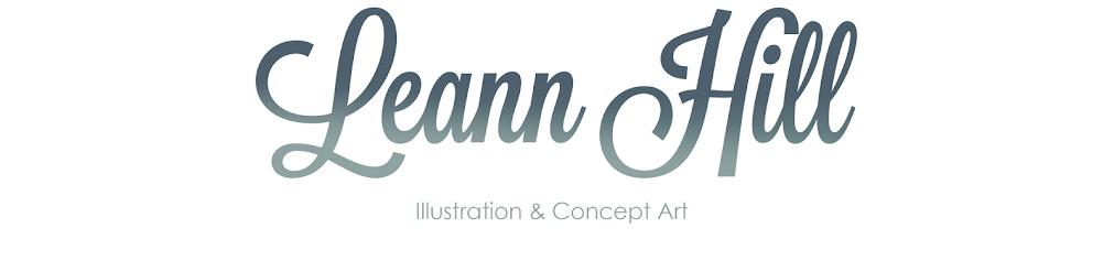 LEANN HILL ART