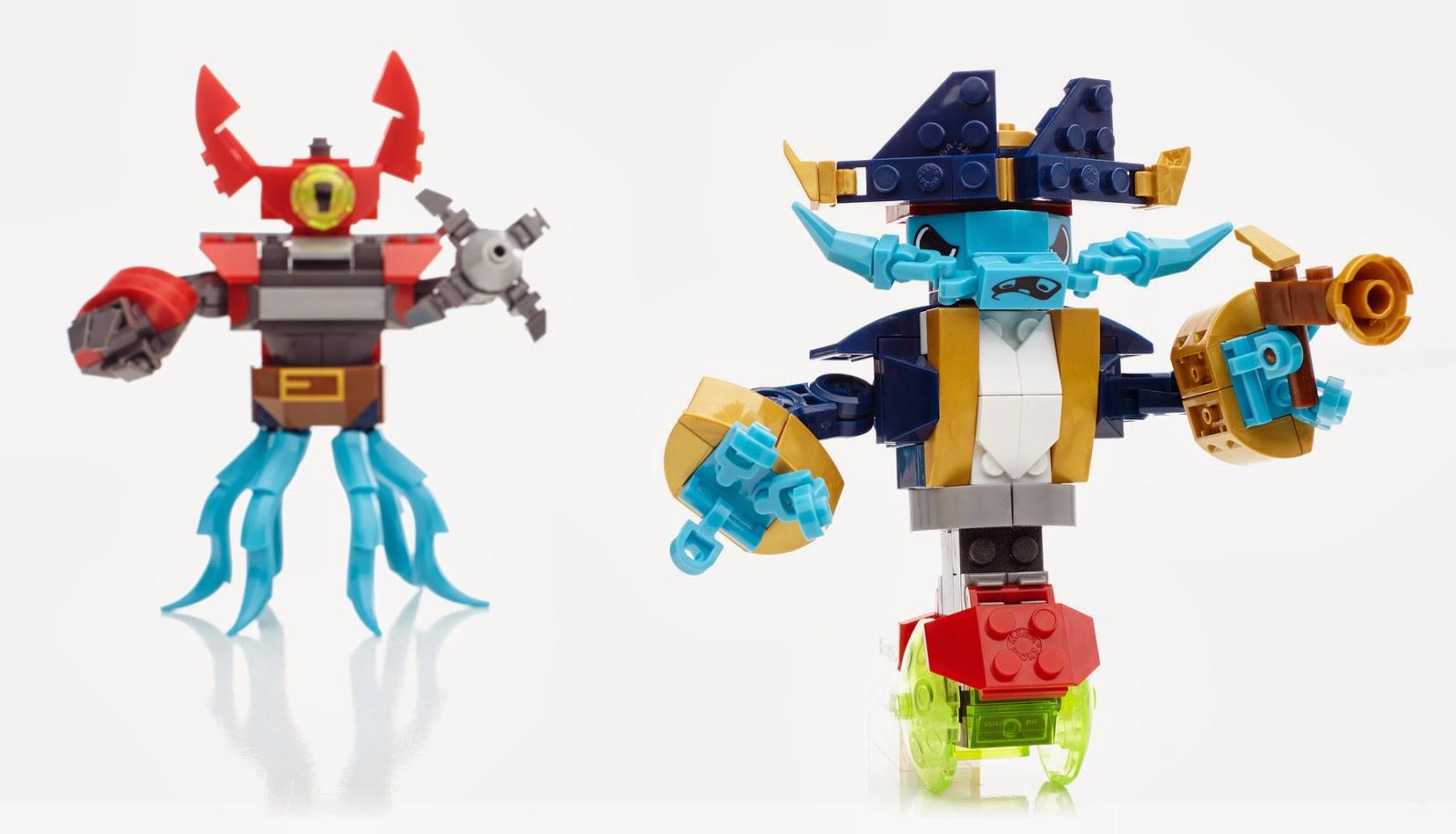 Mega Bloks Skylanders SWAP Force Heroes @MegaBloks #Skylanders #Giveaway