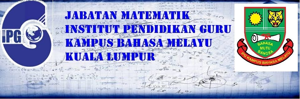 Jabatan Matematik Institut Pendidikan Guru Kampus Bahasa Melayu, Kuala Lumpur