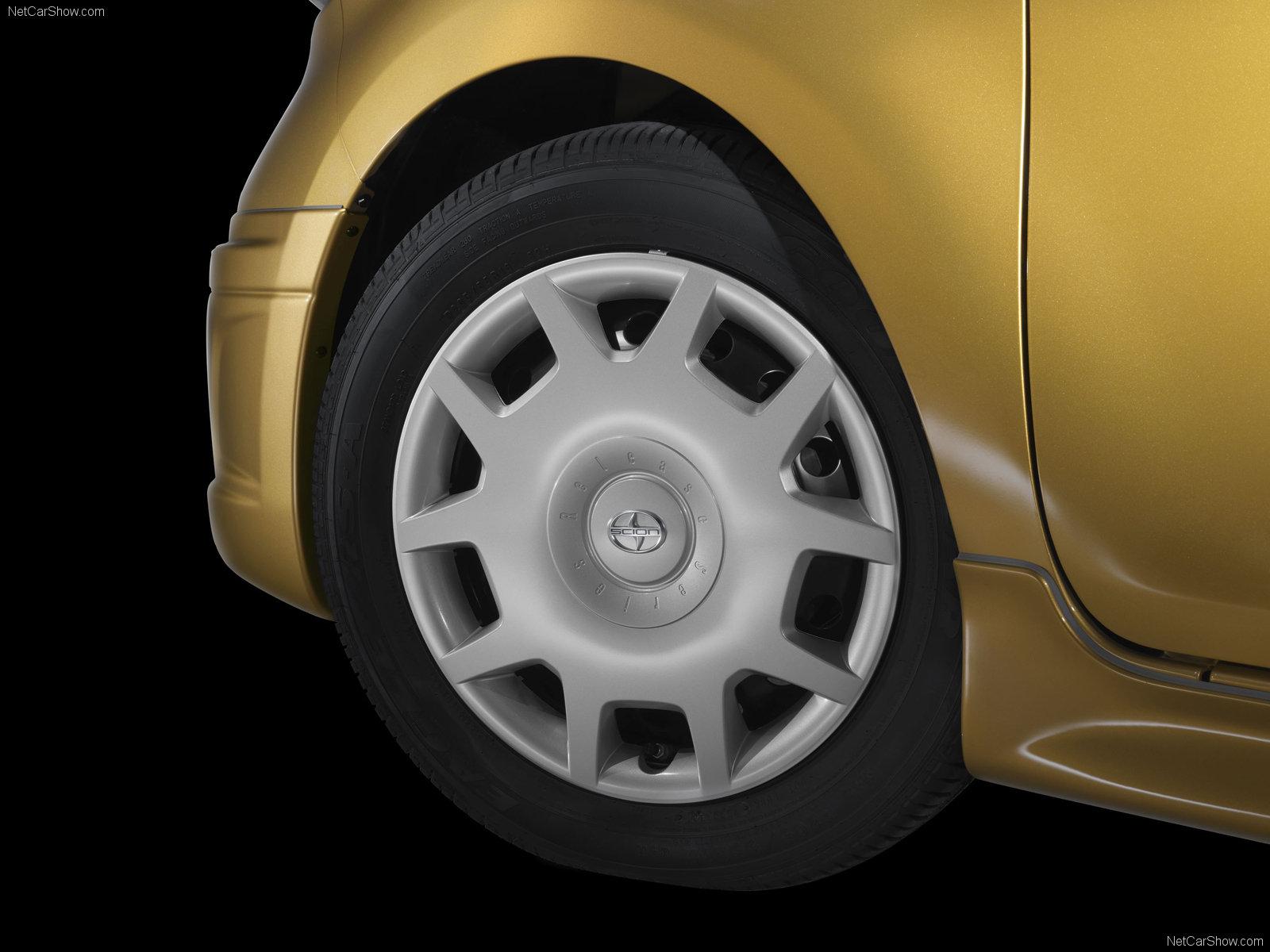 Hình ảnh xe ô tô Scion xB RS 5.0 2008 & nội ngoại thất