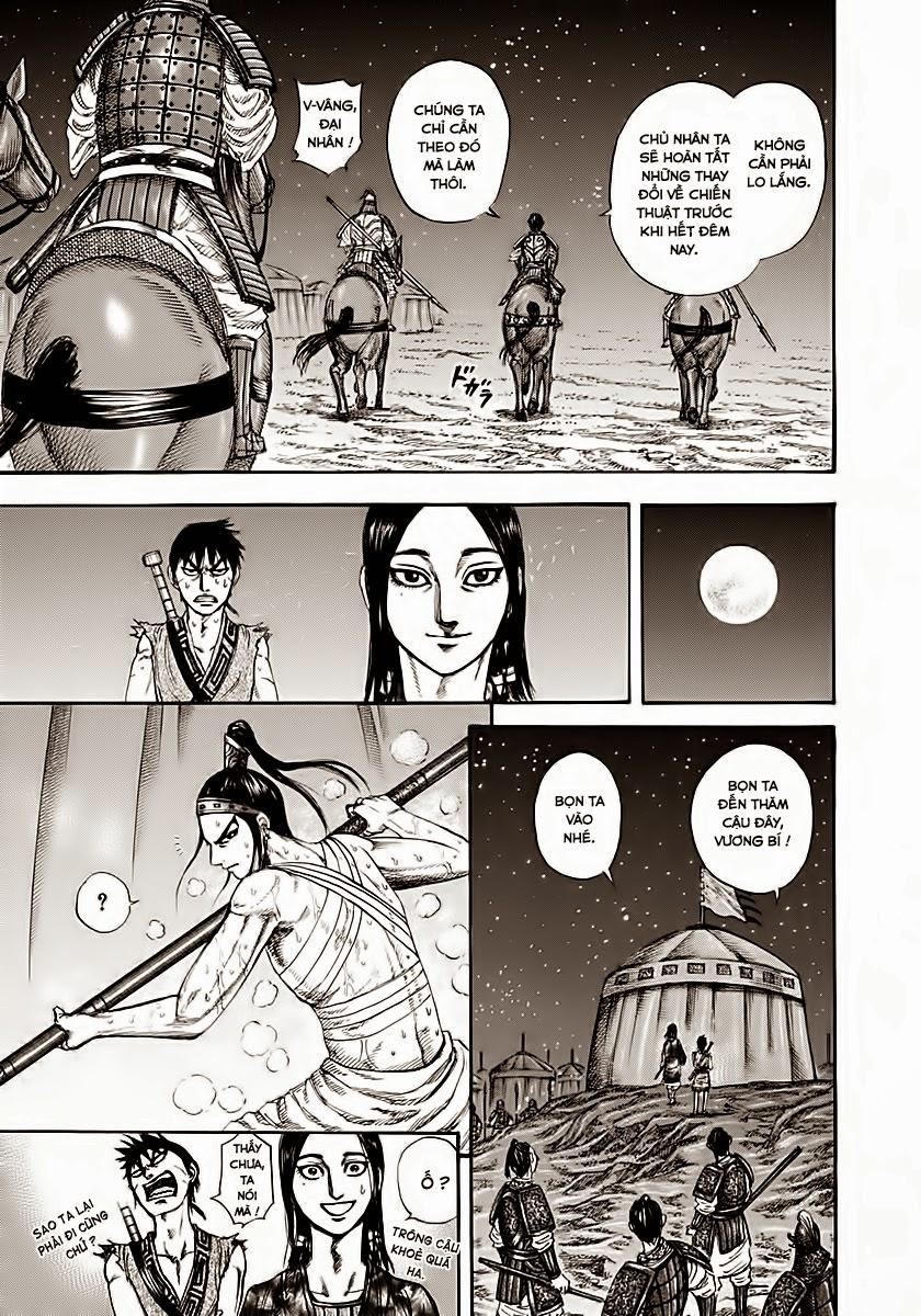 Kingdom - Vương Giả Thiên Hạ Chapter 213 page 9 - IZTruyenTranh.com