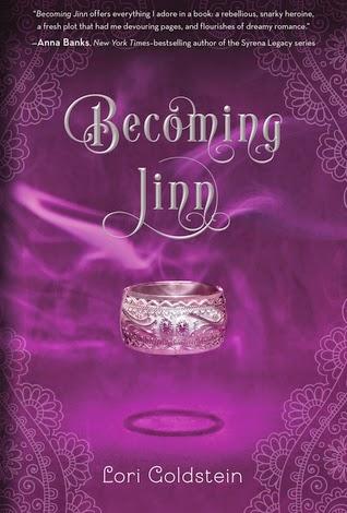 Becoming Jinn by Lori Goldstein