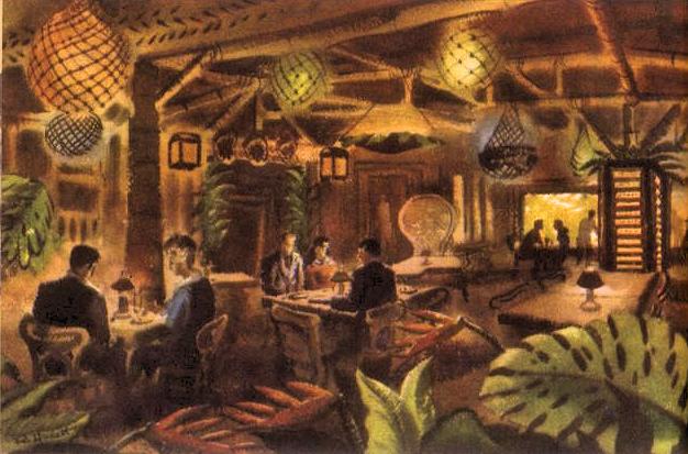 Tiki lagoon introduction to tiki for Tiki home decor