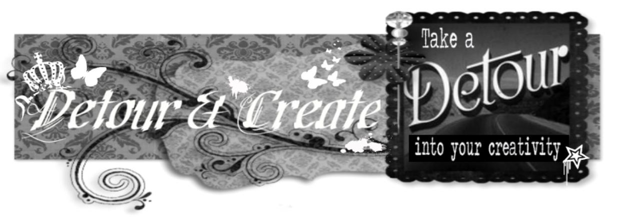Detour & Create