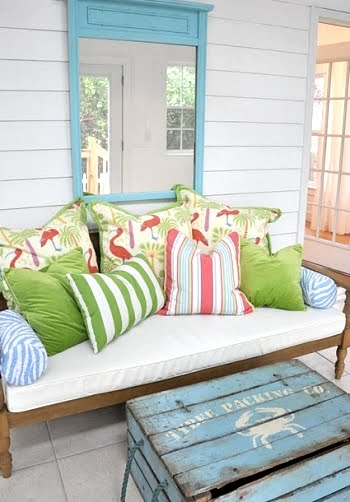 Decor Ideas Beach Cottages Colors Beach Houses