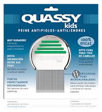 PEINE QUASSY - La herramienta más efectiva en la lucha contra los piojos