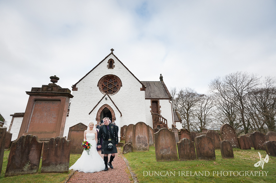 Applegarth Church Wedding