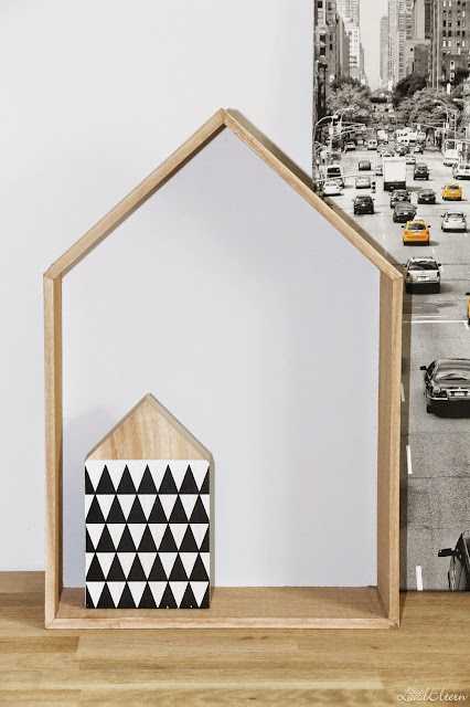 Stadtlandeltern - Wanddekoration - Häuser