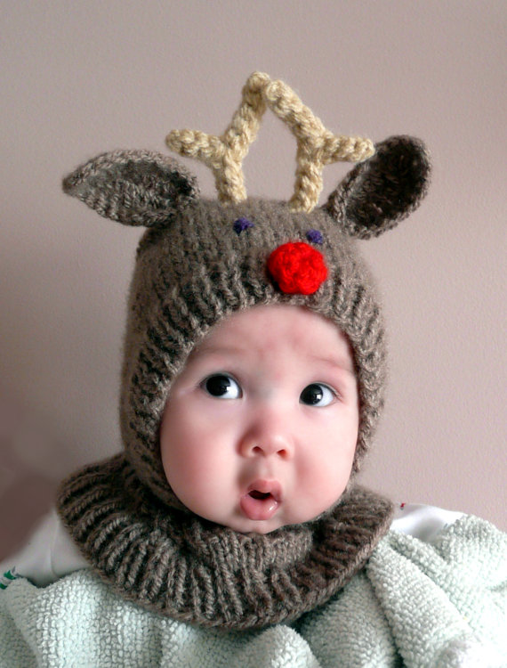 Entre Hilos y Puntadas: Disfraz para bebé abrigador