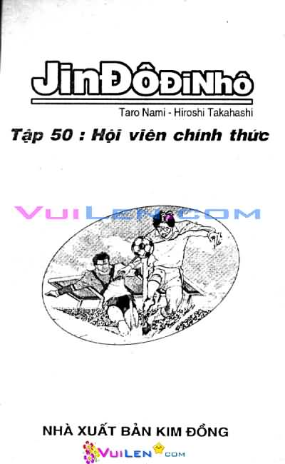 Jindodinho - Đường Dẫn Đến Khung Thành III  Tập 50 page 1 Congtruyen24h