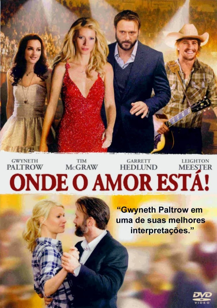 Onde o Amor Está! – Dublado (2010)