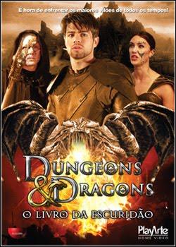 Filme Dungeons & Dragons : O Livro Da Escuridão   Dual Áudio + Legenda