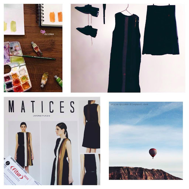 instagram collage fashion photos