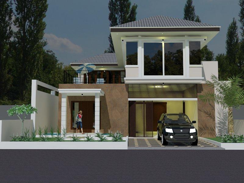 Galeri ide Desain Rumah Kecil Tapi Mewah yang indah