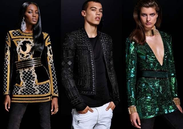 http://www.syriouslyinfashion.com/2015/10/balmain-for-h-official-lookbook.html