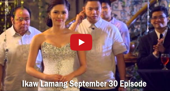 Ikaw Lamang September 30 Episode Summary: All Would Finally Know