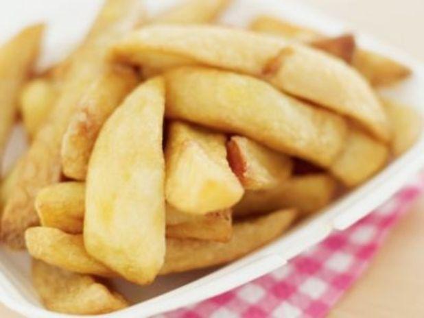 Grandes inventos por accidente: Las patatas fritas