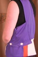 cara bikin tas dari kaos lengan panjang bekas