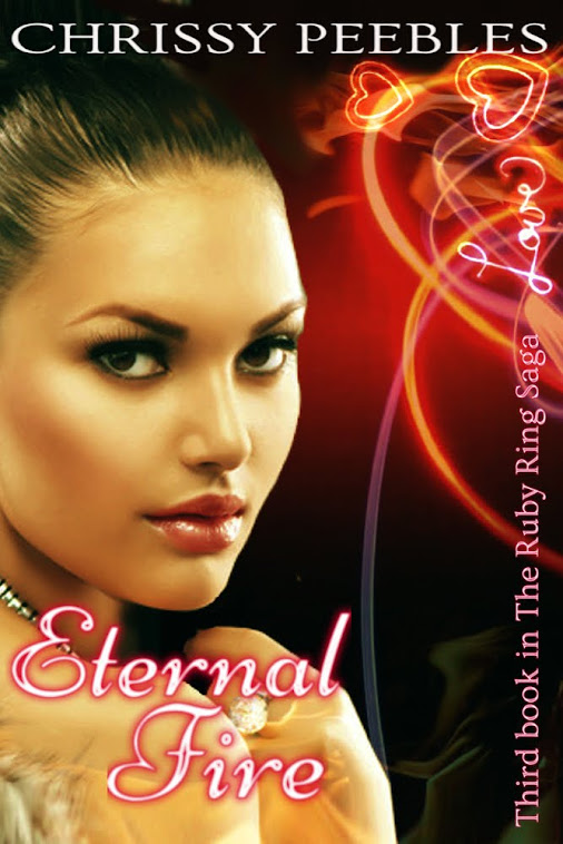 There's Eternal Vows, and Eternal Destiny, and now... Book 3 - Eternal Fire!