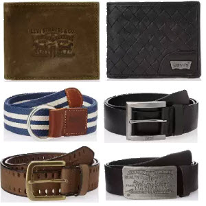 Amazon : Buy Dandy  Belts & Wallets 70% off from Rs. 89 only